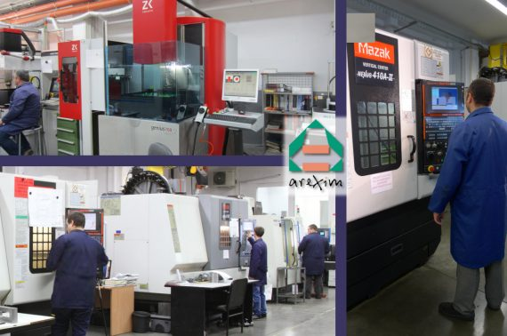 Оператор на CNC фреза