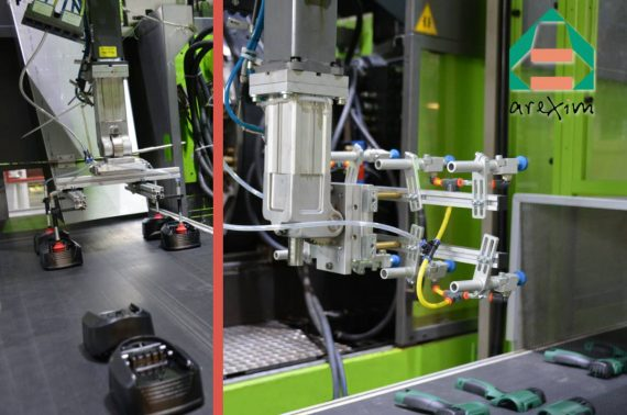 Машинен оператор, производство на пластмасови изделия